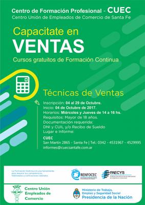 Capacitate en VENTAS Y REPOSITOR | FINALIZADA