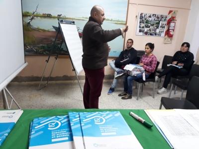 Se estan desarrollando los cursos de Ventas y Reposición | FINALIZADA