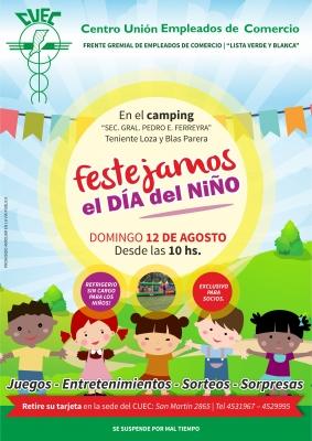 Festejamos el Dia del Niño !!!