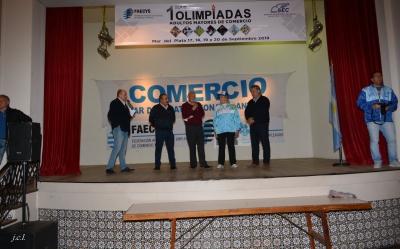 1º OLIMPIADAS  DE JUBILADOS